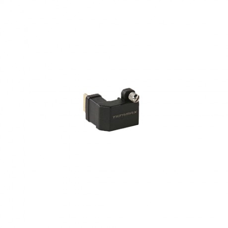 HDMI-HDMI angled adapter with fixation for rent