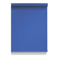 Chromakey Royal Blue paper background 1m