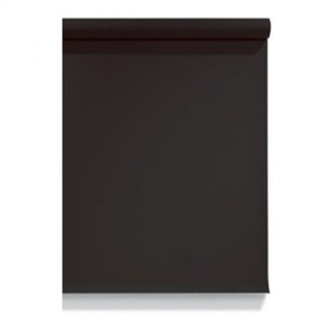Бумажный фон черный 1м