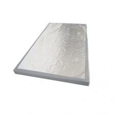 Reflective styrofoam 50x30cm gold/silver