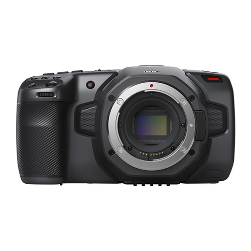 Blackmagic Pocket Cinema Camera 6K EF