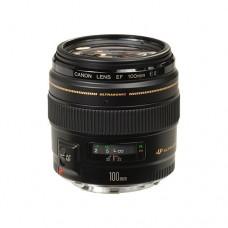 Canon EF 100 f/2.0 USM