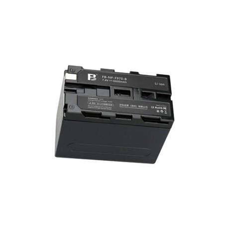 Battery FB NP-F970 6600mAh