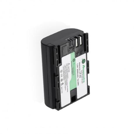 Аккумулятор Powerextra LP-E6 2600mAh