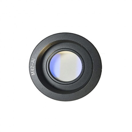 Adapter M42-F without contacts