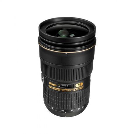 Nikkor 24-70mm f/2.8 AF-S G ED