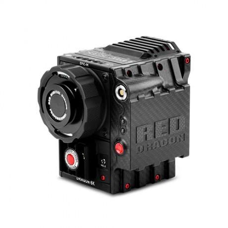 RED Epic-M Dragon 6K Carbon Fiber