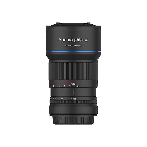 Sirui 50mm f/1.8 Anamorphic MFT