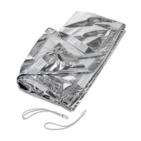 Аренда Текстиль 6x6 Silver/White в Минске