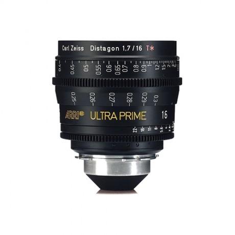 Аренда ARRI Ultra Prime 16mm T/1.9 в Минске