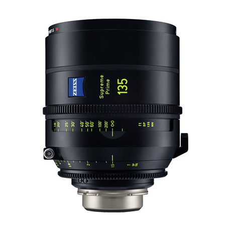 ZEISS Supreme Prime 135mm T1.5 for rent
