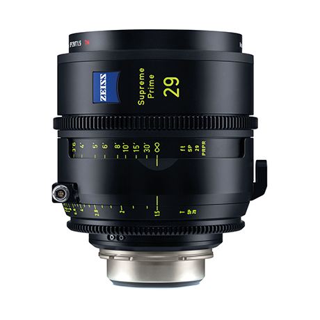 ZEISS Supreme Prime 29mm T1.5 for rent