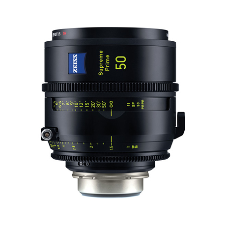 ZEISS Supreme Prime 50mm T1.5 for rent