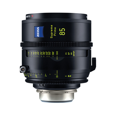 ZEISS Supreme Prime 85mm T1.5 for rent