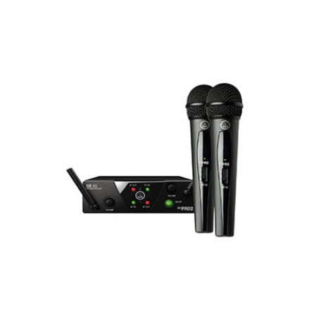 AKG WMS40 Mini2 Vocal Set for rent