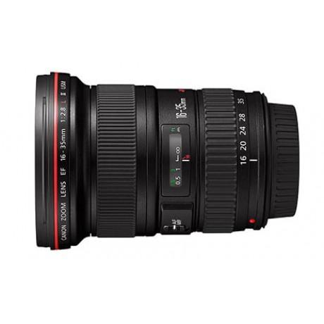 Аренда Canon EF 16-35mm f/2.8L II USM в Минске