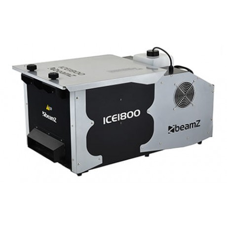 Heavy Smoke Generator Beamz ICE1800 Low Fog for rent