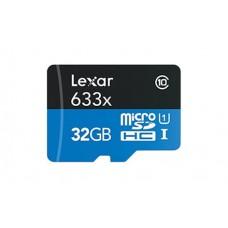 MicroSDHC 32GB Lexar UHS-I/U3 95MB/s