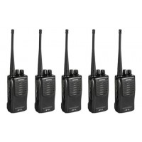 Walkie talkie RadiusPro 101 kit