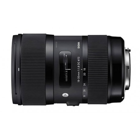 Sigma 18-35mm f/1.8 DC HSM Art for rent