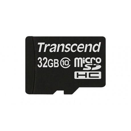 Аренда MicroSDHC 32GB Transcend Class 10 20MB/s в Минске