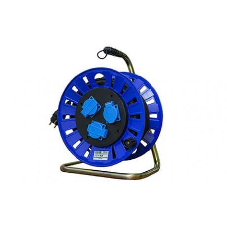 Cable reels 16A 220V 25m for rent