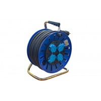 Cable reel 16A 220V 50m