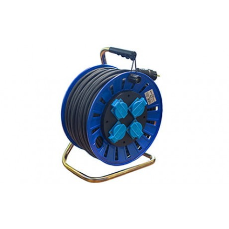 Cable reel 16A 220V 50m for rent