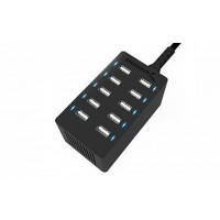 Зарядное многоканальное USB Sabrent 60W
